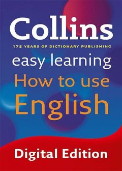 Easy Learning How to Use English, Collins