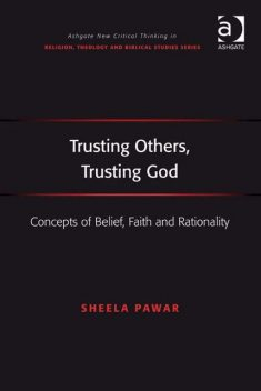 Trusting Others, Trusting God, Sheela Pawar