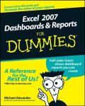 Excel 2007 Dashboards and Reports For Dummies, Michael Alexander