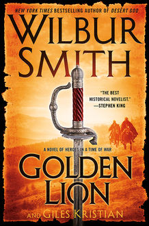 The Golden Lion, Wilbur Smith, Giles Kristian