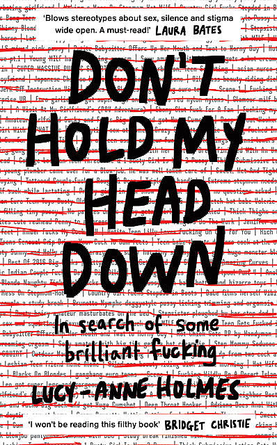 Don't Hold My Head Down, Lucy-Anne Holmes