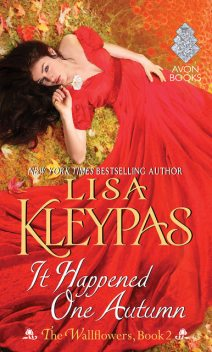 It Happened One Autumn, Lisa Kleypas