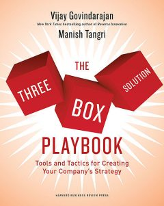 The Three-Box Solution Playbook, Vijay Govindarajan, Manish Tangri