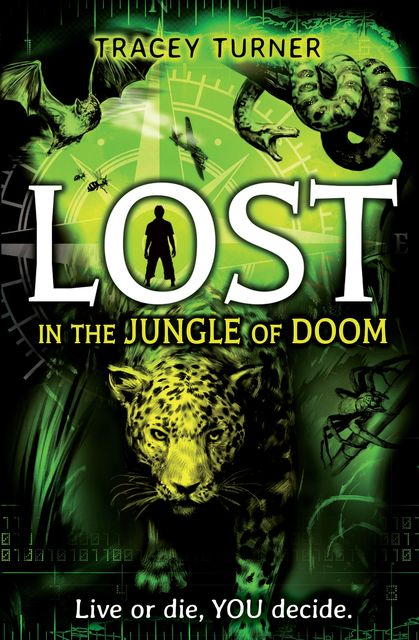 Lost In the Jungle of Doom, Tracey Turner
