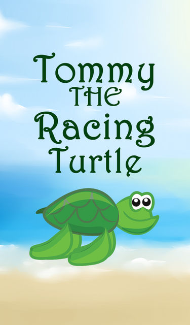 Tommy The Racing Turtle, Speedy Publishing