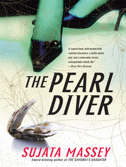 The Pearl Diver, Sujata Massey