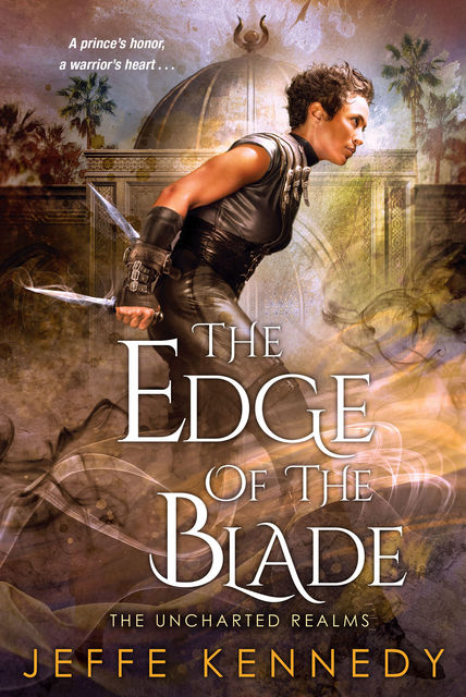 The Edge of the Blade, Jeffe Kennedy