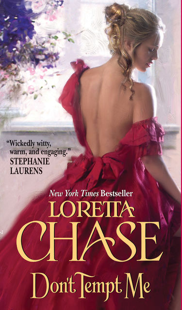 Don't Tempt Me, Loretta Chase