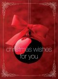 Christmas Wishes for You Greeting Book, Zondervan