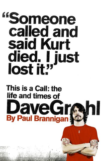 This Is a Call, Paul Brannigan