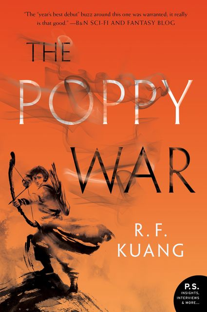 The Poppy War, R.F. Kuang