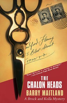 The Chalon Heads, Barry Maitland