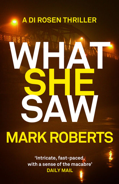 What She Saw, Mark Roberts