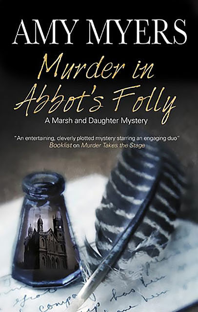 Murder in Abbot's Folly, Amy Myers