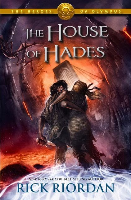 The House of Hades, Rick Riordan