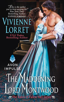 The Maddening Lord Montwood, Vivienne Lorret