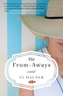 The From-Aways, CJ Hauser