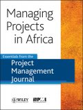 Managing Projects in Africa, Wiley
