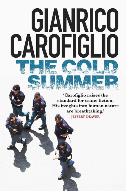 The Cold Summer, Gianrico Carofiglio