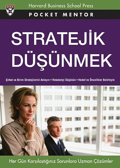 Stratejik Düşünmek, Harvard Business Review