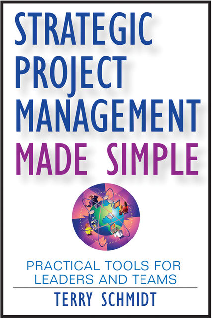 Strategic Project Management Made Simple, Terry Schmidt