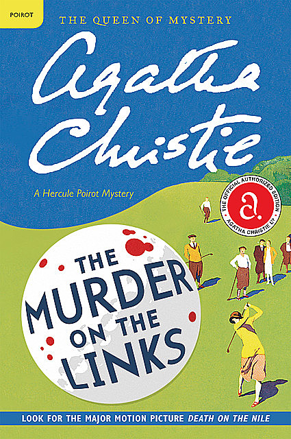 The Murder on the Links, Agatha Christie