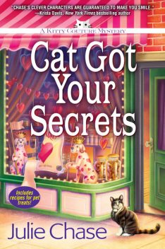 Cat Got Your Secrets, Julie Chase