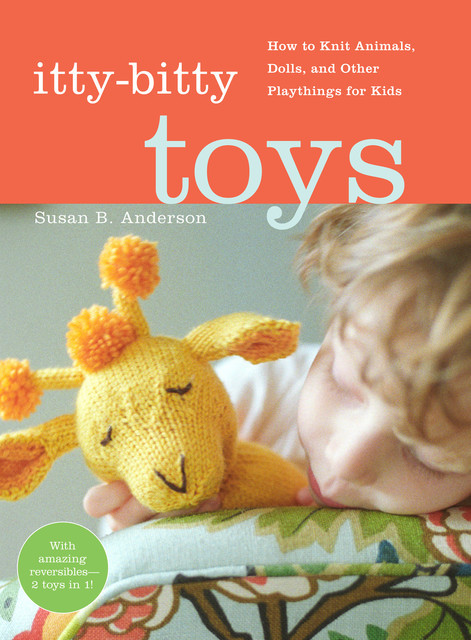Itty-Bitty Toys, Susan Anderson