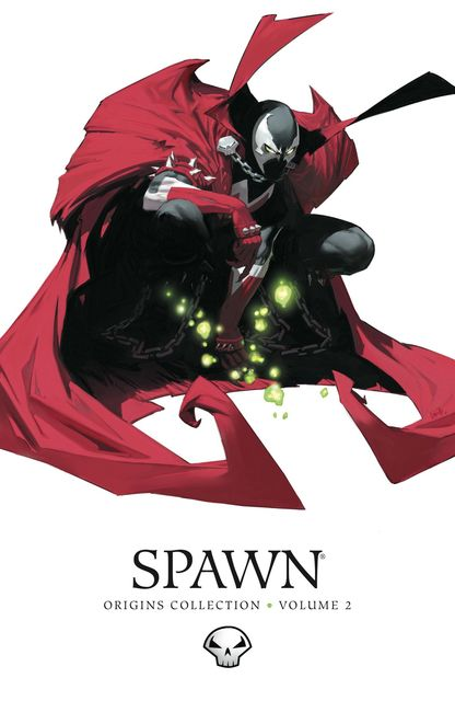 Spawn Origins Collection Volume 2, Alan Moore