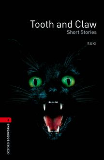 Tooth and Claw – Short Stories, Saki, Rosemary Border