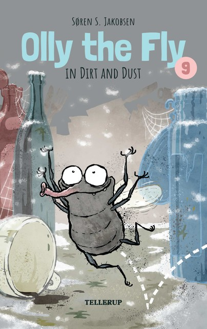 Olly the Fly #9: Olly the Fly in Dirt and Dust, Søren Jakobsen