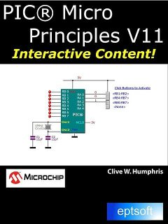 PIC® Micro Principles Teachers Pack V10, Clive W.Humphris