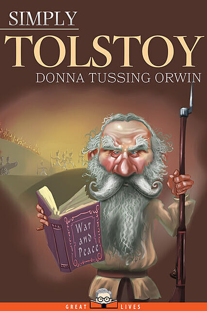 Simply Tolstoy, Donna Tussing Orwin