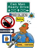 Can Men Really Drive?, Mad Olsen