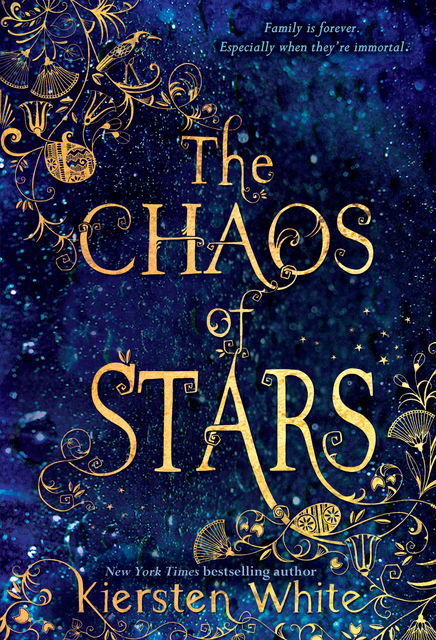 The Chaos of Stars, Kiersten White