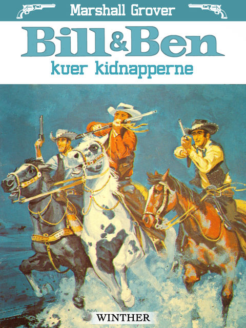 Bill og Ben kuer kidnapperne, Marshall Grover