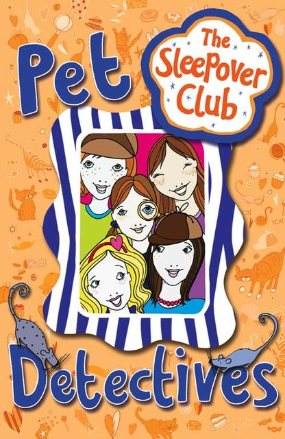 Pet Detectives (The Sleepover Club), Louis Catt