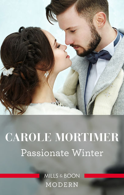 The Passionate Winter by Carole Mortimer Read Online on Bookmate