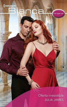 Oferta irresistible, Julia James