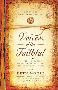 Voices of the Faithful, International Mission Board, Beth Moore