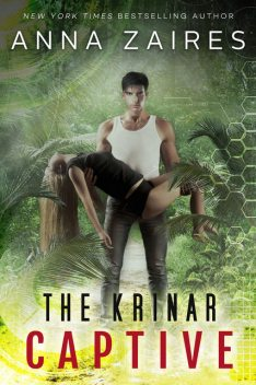 The Krinar Captive, Anna Zaires