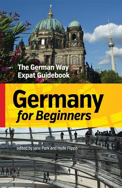 Germany for Beginners, Hyde Flippo, Jane Park