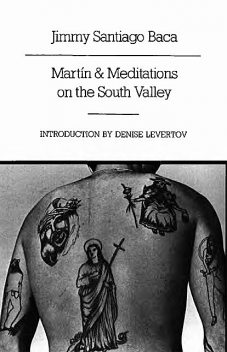 Martín and Meditations on the South Valley: Poems, Jimmy Santiago Baca