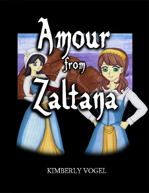 Amour from Zaltana, Kimberly Vogel
