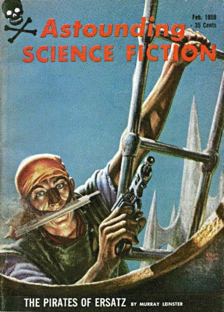 The Pirates of Zan, Murray Leinster
