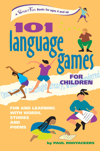 101 Language Games for Children, Paul Rooyackers