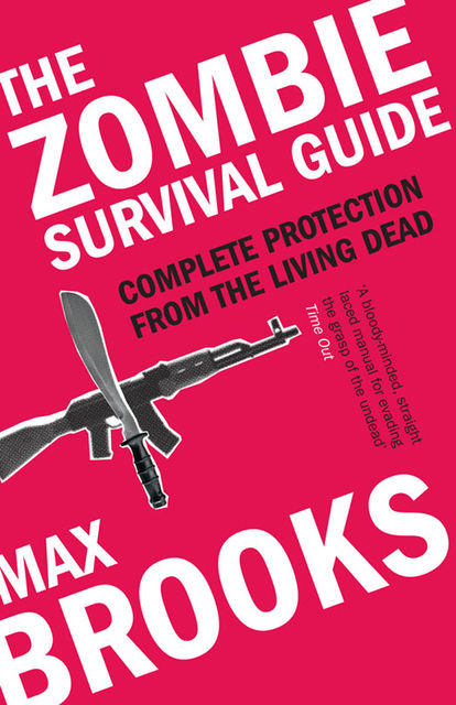 The ZOMBIE, Max Brooks