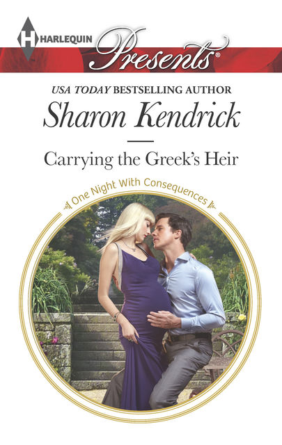 Carrying the Greek's Heir, Sharon Kendrick