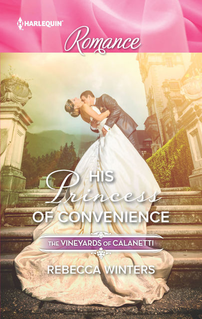 His Princess of Convenience, Rebecca Winters