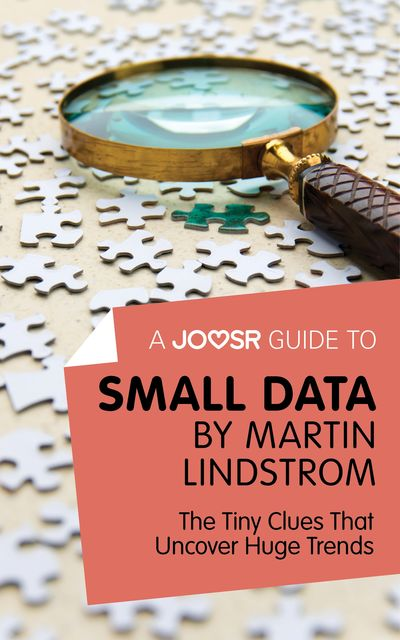 A Joosr Guide to… Small Data by Martin Lindstrom, Joosr